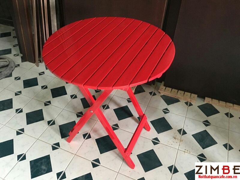 Bàn ghế xếp cafe cóc 16 – Hotline : 0972075902 – 0943649130