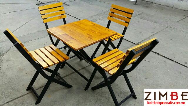 Bàn ghế xếp cafe cóc 05 – Hotline : 0972075902 – 0943649130