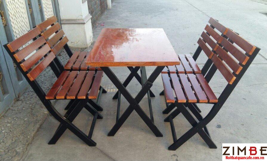 Bàn ghế xếp cafe cóc 06 – Hotline : 0972075902 – 0943649130