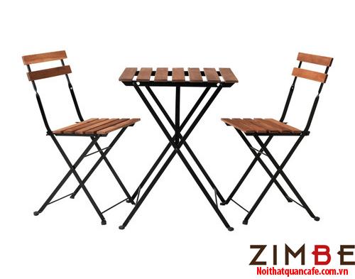 Bàn ghế xếp cafe cóc 10 – Hotline : 0972075902 – 0943649130