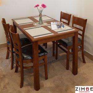 Bàn ghế Zimbin nhà hàng