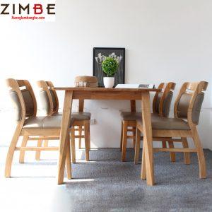 Bàn ghế Zimley nhà hàng