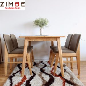Bàn ghế Zimdo nhà hàng