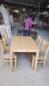 Bàn ghế nhà hàng ZimBin