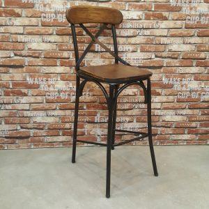 Ghế quầy bar bằng gỗ giá rẻ