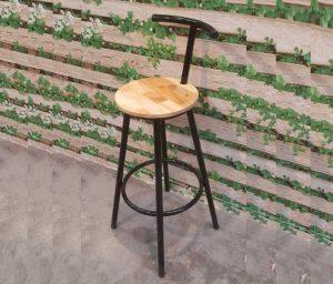 Ghế quầy bar gỗ giá rẻ