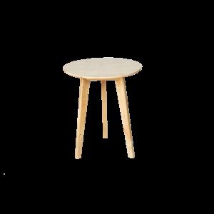 Bàn cafe gỗ tròn DK 60