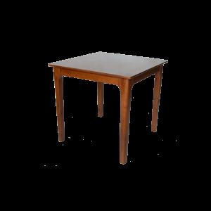 Bàn cafe gỗ vuông 80×80