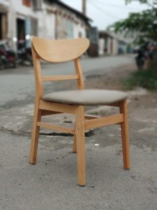 Ghế gỗ cafe Zimgo