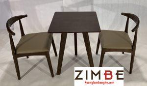 Bàn ghế cafe Zimbow