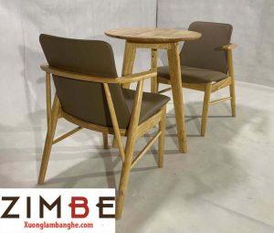 Bộ bàn ghế Zimbe502