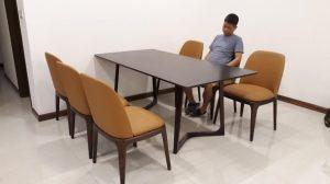 Bộ bàn ăn đẳng cấp Zimgrace