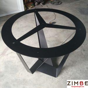 Chân bàn ăn ZB05