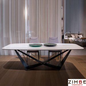Chân bàn ăn ZB06